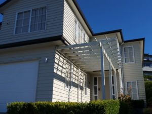 Anawhata Weather Board House Painting-House Painters West Auckland