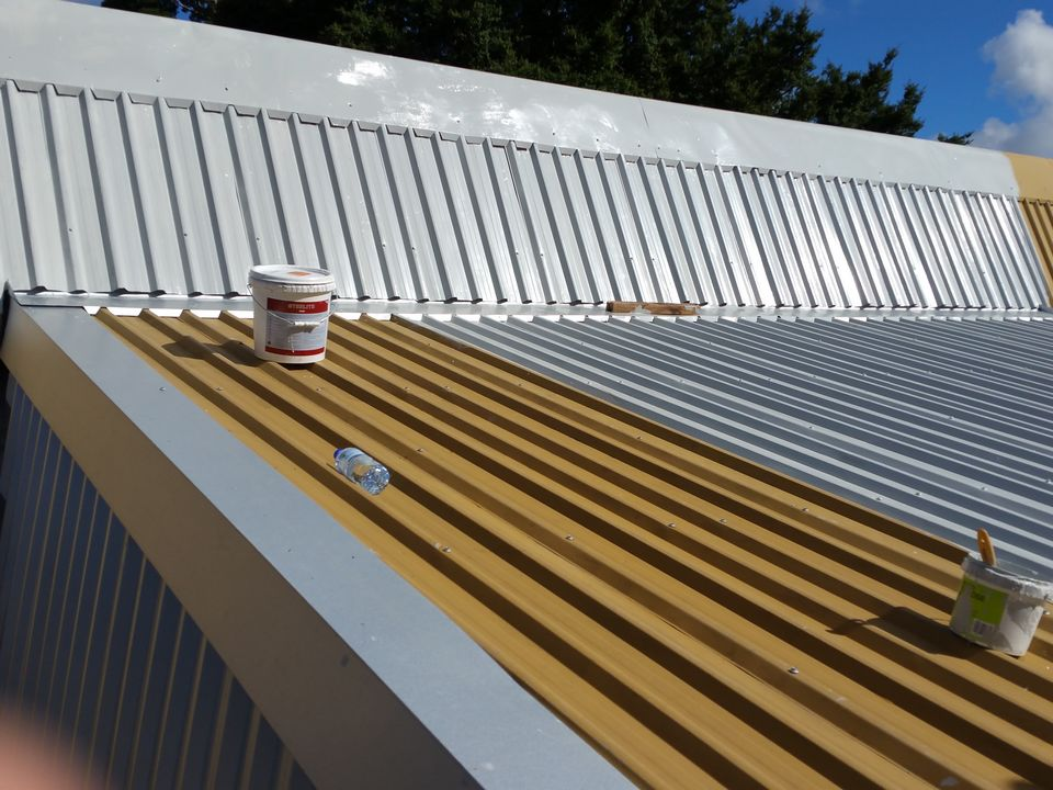 Blockhouse Bay Roof Painting-House Painters West Auckland