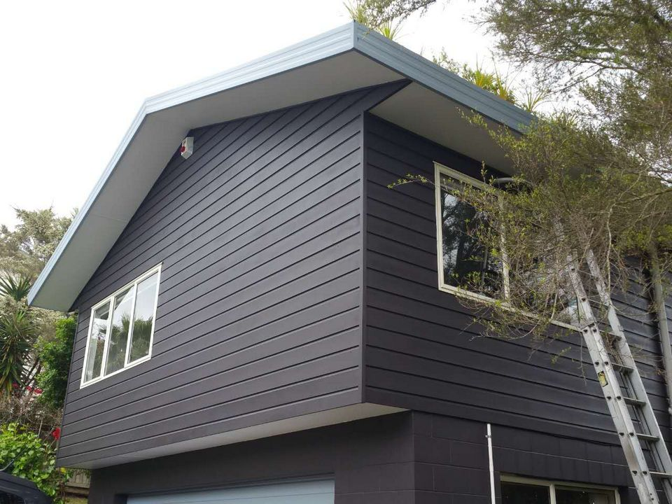 house exterior painting services