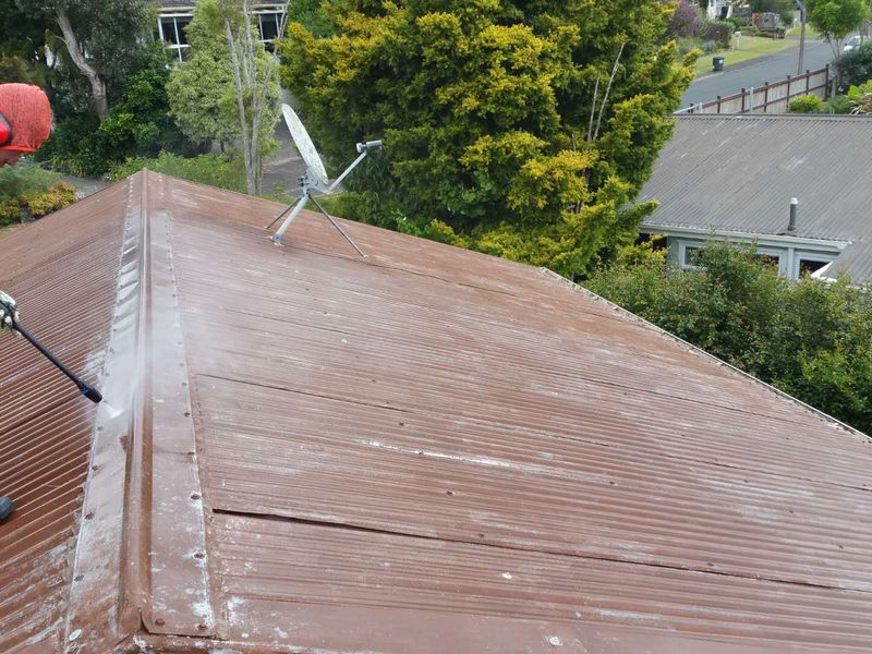 Ranui House Exterior and Roof Painting-House Painters West Auckland