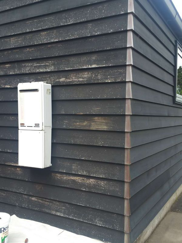 Greenhithe Cedar House Exterior Painting-House Painters West Auckland