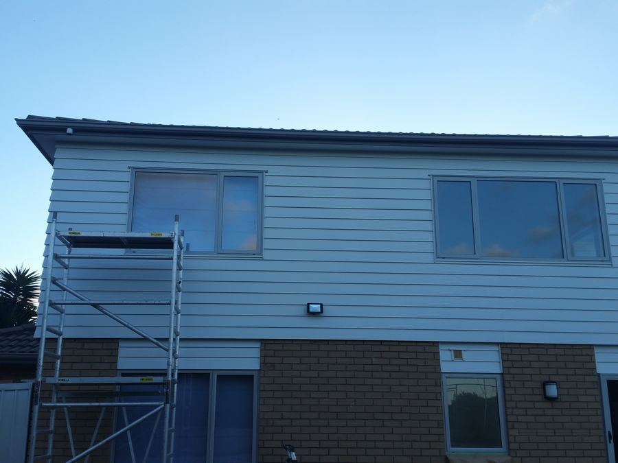 Hobsonville House Exterior Painting | House Painters West