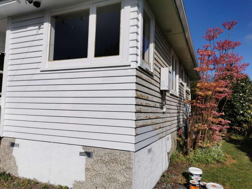 Waimauku House Exterior Painters-House Painters West Auckland